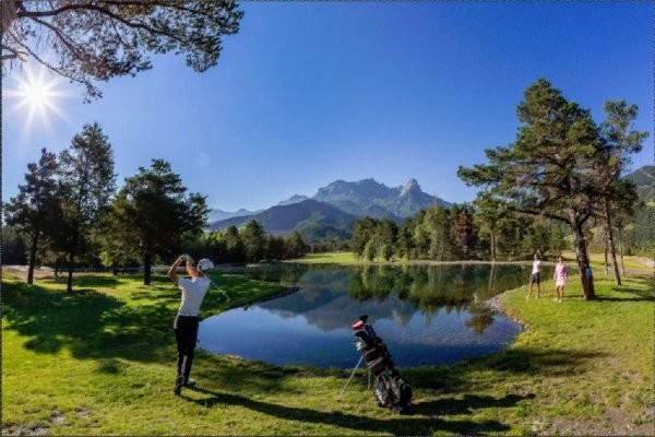 Golf - Les Bergers Resort Hôtel Les Bergers Resort3* Pra Loup France Alpes