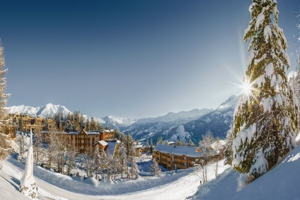 pra loup - Les Bergers Resort Hôtel Les Bergers Resort3* Pra Loup France Alpes
