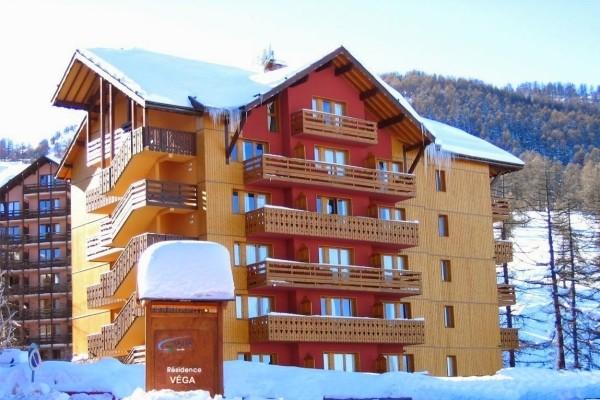 Véga - Véga Résidence avec services Véga Risoul France Alpes