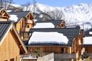 Nos bons plans vacances Alpes : Résidence avec services Goélia Les Chalets des Ecourts