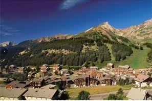 France Alpes-Val D'allos, Résidence avec services Central Park