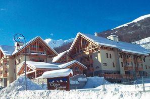 France Alpes-Valloire, Résidence avec services Lagrange Prestige Les Chalets du Galibier