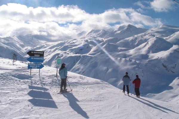 Saint Sorlin montagne - L'Ouillon Résidence avec services L'Ouillon Valloire France Alpes
