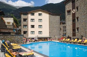 France Andorre-Arinsal, Hôtel Princesa Parc 4*