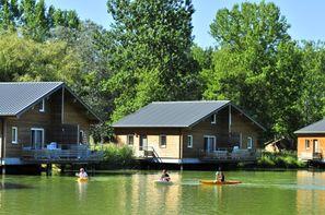 France Cote Atlantique-Coly, Résidence locative Goélia Les Cottages du Lac