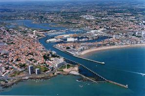 France Cote Atlantique-Les Sables D'olonne, Résidence locative Les Jardins de l'Amirauté