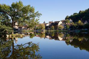 France Limousin - Beaulieu-sur-Dordogne, Village Vacances La Riviera Limousine