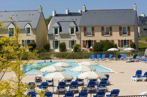 France Normandie-Bayeux, Résidence locative Pierre & Vacances Le Green Beach