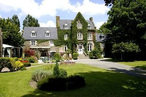 France Normandie-Courtils, Hôtel Manoir de la Roche Torin 3*