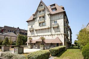 France Normandie-Deauville, Résidence locative Pierre & Vacances Premium La Villa Gardénia