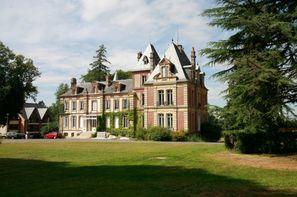 France Normandie-Honfleur, Résidence locative Le Château de Prêtreville