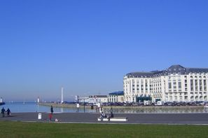 France Normandie-Trouville, Hôtel Beach Hotel 3*