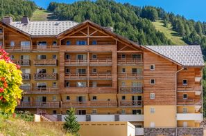France Provence-Cote d Azur-La Foux D'allos, Résidence avec services Les Cimes du Val d'Allos