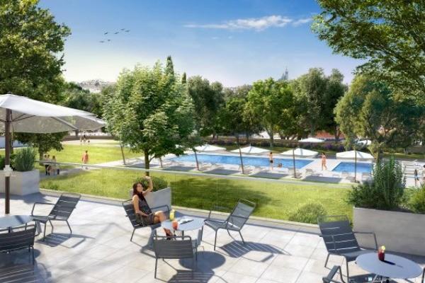Hotel village club du soleil la belle de mai marseille france provence cote d azur promovacances - Village vacances auvergne piscine ...