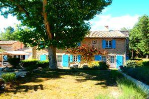 France Rhone-Alpes-Chantemerle-lès-Grignan, Hôtel Le Mas de Fanny 3*