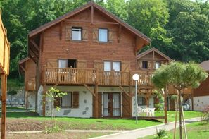 France Rhone-Alpes-Evian-Les-Bains, Résidence locative Les Chalets d'Evian