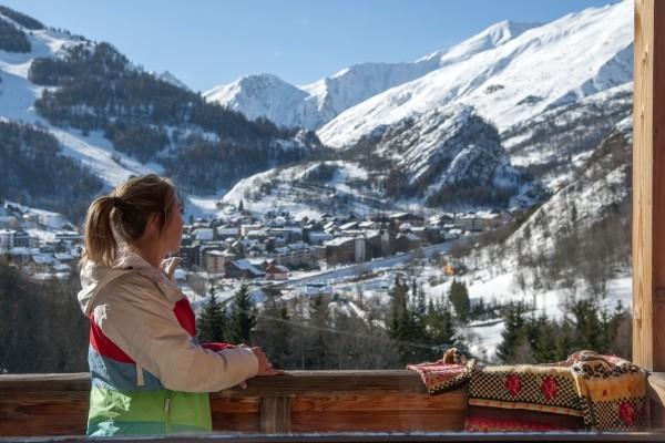 vue - Le Hameau de Valloire Résidence avec services Le Hameau de Valloire Valloire France Rhone-Alpes