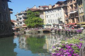 France Rhône/Alpes - Viviers du Lac, Hôtel Le Clos du Lac