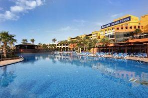 Fuerteventura-Fuerteventura, Hôtel Barcelo Jandia Playa 4*