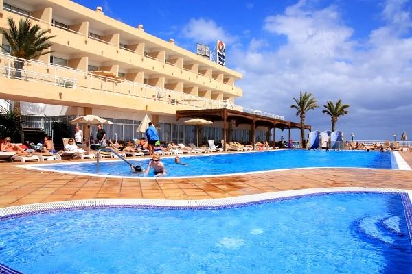 Piscine - Jandia Resort Ventura Hôtel Jandia Resort Ventura4* Fuerteventura Fuerteventura