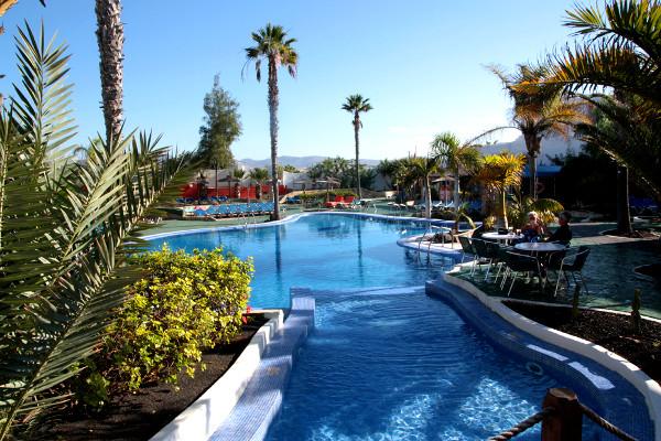 Piscine - Labranda Golden Beach Hôtel Labranda Golden Beach3* sup Fuerteventura Fuerteventura