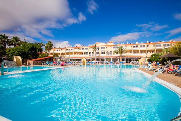 Piscine - Playa Park - Studio Hotel Playa Park - Studio3* Corralejo ESPAGNE
