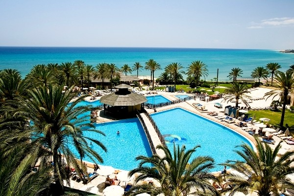 Piscine 1 - SBH Costa Calma Beach Hôtel SBH Costa Calma Beach4* Fuerteventura Fuerteventura