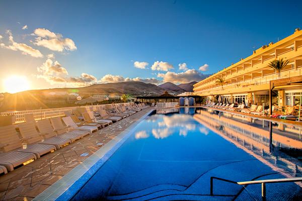 Vue d'ensemble - SBH Jandia Resort Hotel SBH Jandia Resort4* Villes Inconnues Pays Inconnus