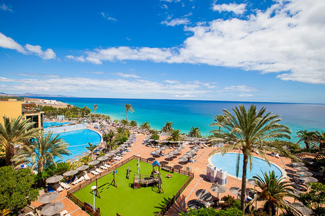 8 JOURS / 7 NUITS - Hôtel SBH Club Paraiso Playa 4*