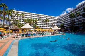 Grande Canarie-Las Palmas, Hôtel Eugenia Victoria - Playa del Inglés 3*