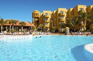 Grande Canarie-Las Palmas, Hôtel Monte Feliz 3*