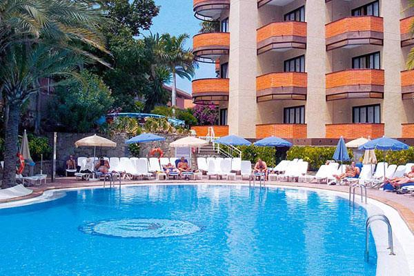 Piscine - Neptuno Hôtel Neptuno4* Las Palmas Grande Canarie