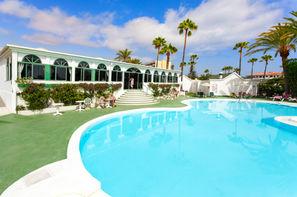 Grande Canarie-Las Palmas, Hôtel Parque Paraiso II 3*