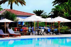 Grande Canarie-Las Palmas, Hôtel Seaside Grand Hôtel Residencia 5*
