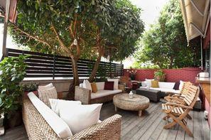 Grèce : Les Cyclades-Ile d'Andros, Hôtel Galaxy 3*