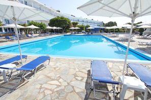 Grece - Araxos, Hôtel Delphi Beach - arrivée Araxos