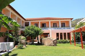 Grece-Athenes, Hôtel Verdelis Inn 2*