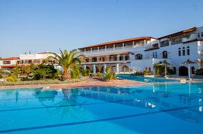 Grece-Athenes, Hôtel Eretria Village 4*