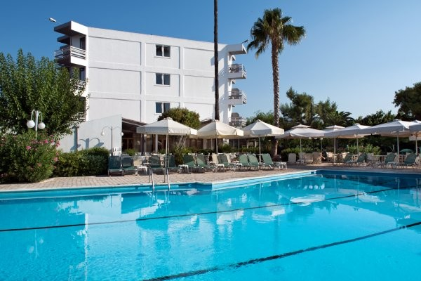 Hotel Nauplie Avec Piscine