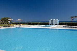 Grece-Athenes, Hôtel Tinos Beach 3*