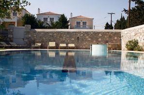 Grece-Athenes, Hôtel Villa Martha 2*