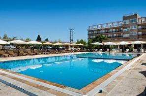 Grece-Athenes, Hôtel Xylocastro Beach 4*