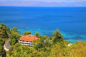 Grece - Corfou, Hôtel Corfu Senses