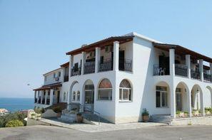 Grece-Corfou, Hôtel Yannis 3*