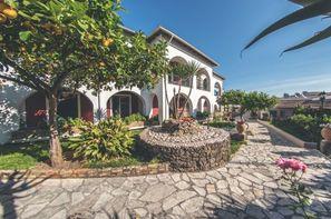Grece-Corfou, Hôtel Iliada Beach 3*