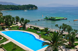 Grece-Corfou, Hôtel Elea Beach 4*