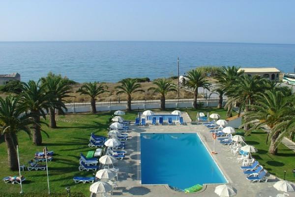 Piscine - Golden Sands Hotel Golden Sands3* Corfou Grece