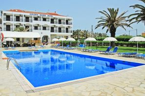 Grece - Corfou, Hôtel Golden Sands 3*
