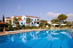 Grece-Corfou, Résidence hôtelière Govino Bay 3*