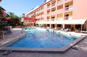 Grece-Corfou, Hôtel Oasis 3*